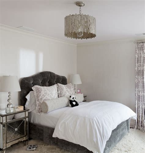 bedroom alluring grey velvet tufted headboard bedroom pink velvet tufted headboard design ideas