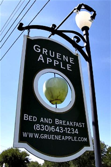 gruene apple bed breakfast texas hill country bed breakfasts romantic