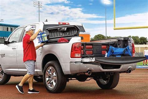 ram  truck bed lengths