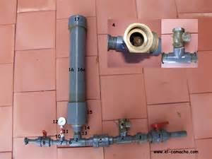 schema pompe de belier