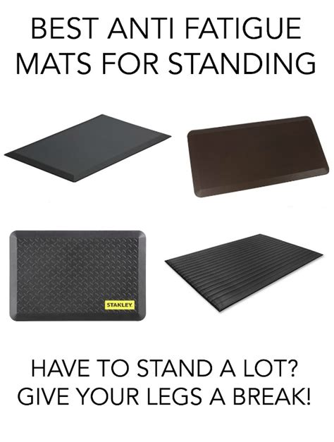 9 best anti fatigue mats for standing ergonomics fix