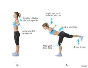 hamstring exercises 187 health and fitness