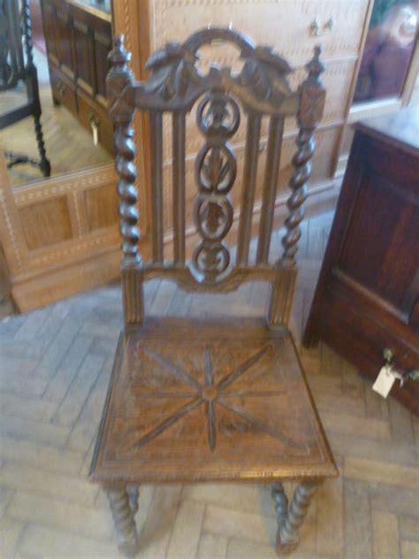 antique oak chairs with seats antique carved oak chair antiques atlas
