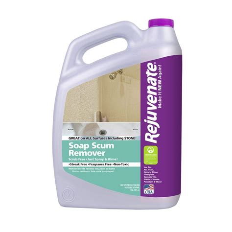 bathtub soap scum removal goof off 128 oz rust and stain remover gsx00101 the
