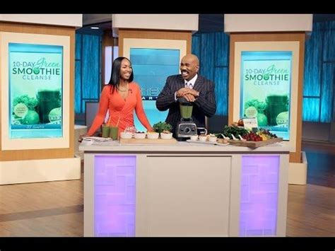 21 Day Detox Featured On Steve Harvey Show by 17 Best Images About Jj Smith 10 Day Cleanse On