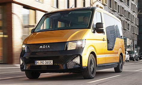 elektro taxi moia  neue informationen autozeitungde