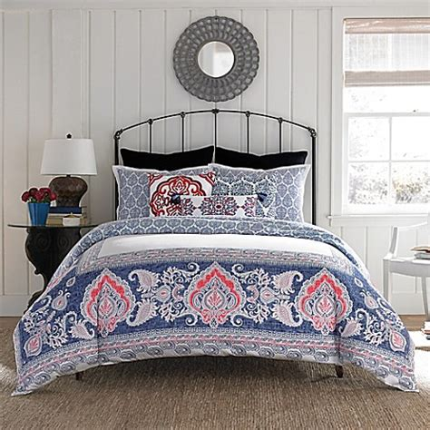 bed bath and beyond anthology buy anthology ella twin comforter set from bed bath beyond
