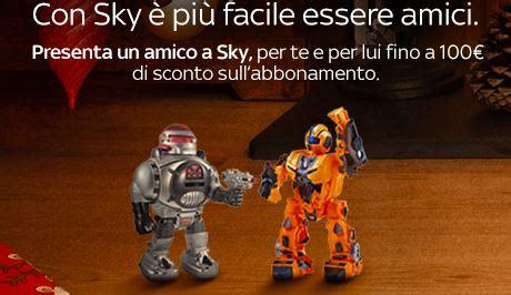 sky porta un amico presenta un amico a sky tutti i codice amico per le