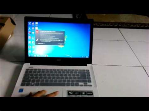 Laptop Acer Aspire E14 E5 471 30q8 unboxing review acer aspire e14 e5 471 30q8 i3 by
