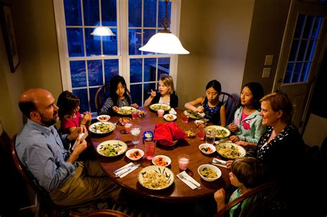 family dinner family dinner treasured tradition or bygone ideal ncpr