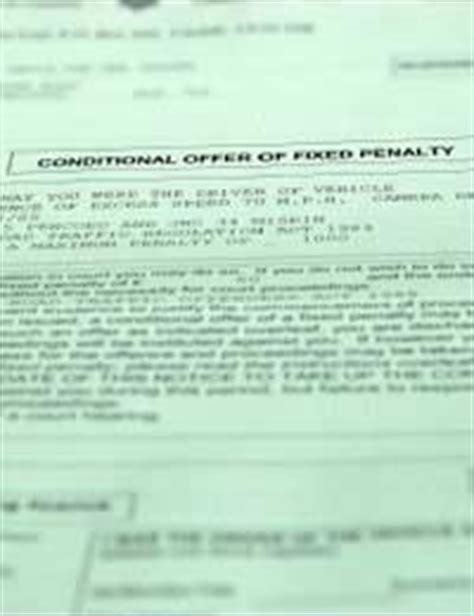 Appeal Letter Traffic Offence Exle How Does An Offence Remain On Your Licence