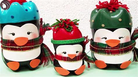 imagenes de navidad reciclaje sencillas manualidades de navidad con reciclaje youtube