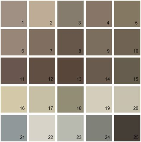 best taupe paint colors inspiration 25 taupe paint color design ideas of best 25