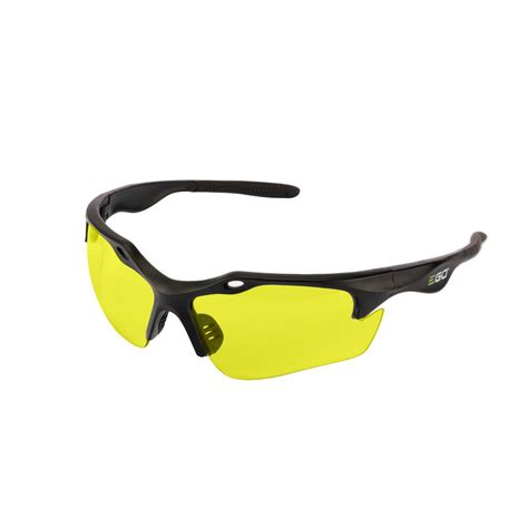 Z87 Safety Glasses Home Depot Ego Anti Scratch Safety Glasses With Yellow Lenses Gs003