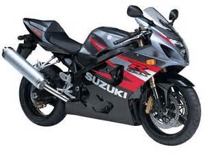 Gsxr 750 Suzuki Suzuki Gsx R 750 2004 K4 2005 K5 Decals Set Black