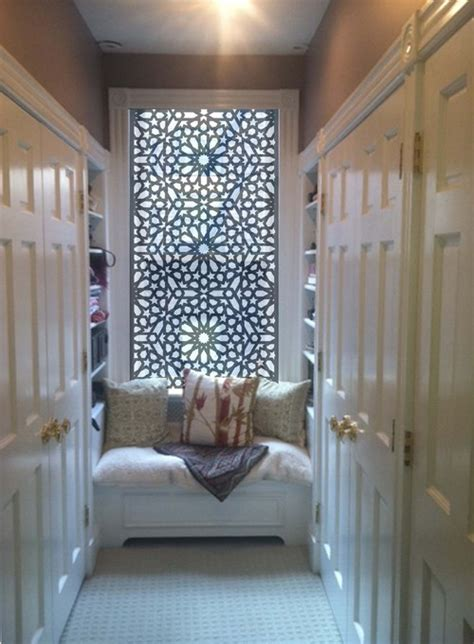 Closet Window by Window Privacy Screens Spaces 4 Living