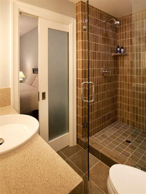 bathroom doors ideas pocket door bathrooms ideas