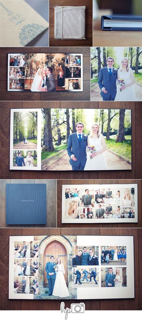25 Beautiful Wedding Album Layout designs for Inspiration