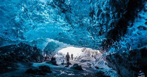 iceland ice caves crystal ice cave tour in vatnaj 246 kull iceland arctic