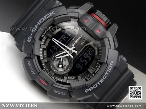 Casio G Shock Ga400 Black Vire buy casio g shock 200m analog digital sport ga 400