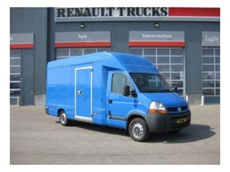 mobiles klima splitgerät 1162 renault master t 35 durisotti 100 closed box delivery
