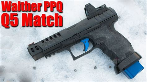 Most Accurate Free Search Walther Ppq Q5 Match Review Most Accurate Pistol