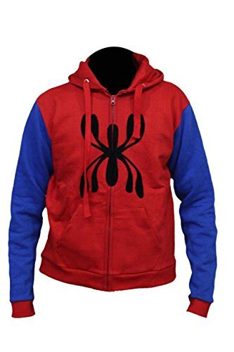 Hoodie Homecoming Abu marvel spider homecoming tom and blue