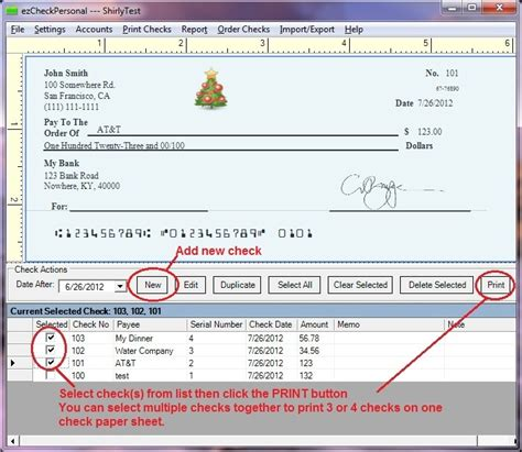 Free Background Check Software How To Fill Out A Check