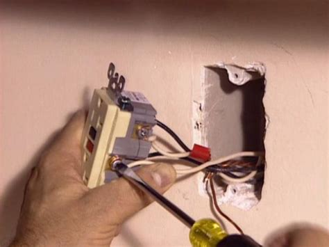 installing a gfci outlet how tos diy