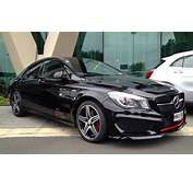Mercedes Benz CLA250 Sport 4MATIC Tipped To Become Models