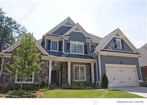gray siding house stone and grey siding house picture