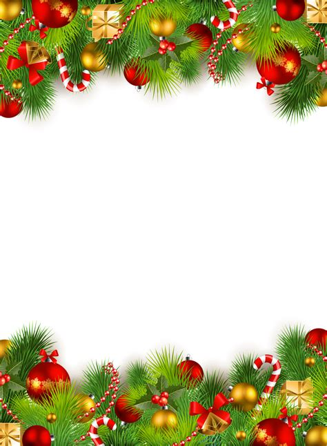 Picture frame christmas ornaments wallpapers9