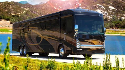 RV Reviews: 2015 Tuscany Luxury Diesel Motorhomes (Class A Diesel Pushers)   YouTube