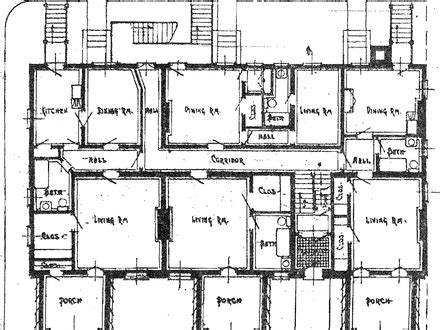 19th Century Floor Plans by 19th Century Floor Plans Mexzhouse
