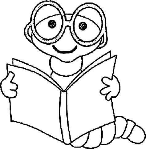 coloring page reading book read a book coloring page coloring pages of animals reading
