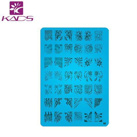 Konad Series Nail Kutek Tekstur aliexpress buy retail a z series xl medium size st sting image konad plate print