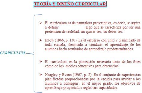 Modelo Curricular De Y Faust Consulta Estudents Teoria Y Dise 209 O Curricular