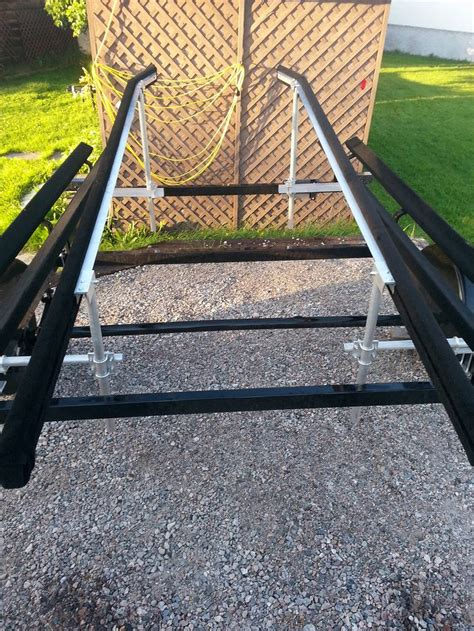 boat trailer guide system 17 best ideas about pontoons on pinterest pontoon party