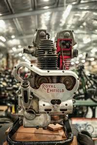 royal enfield engine cutaway bikes