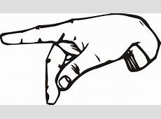 Sign Language P Clip Art at Clker.com - vector clip art ... Clip Art Hang Loose