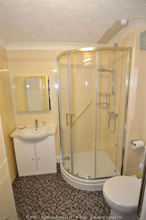 Bathroom Towel Decorating Ideas shower room installation retirement flat emerald court