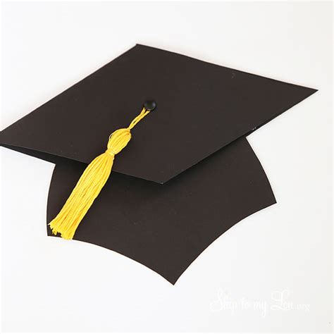 graduation hat template graduation cap gift card holder skip to my lou