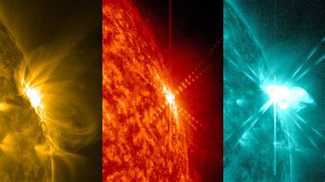 Solar Flare Detox Center by Mid Level Solar Flare Seen By Nasa S Sdo Nasa
