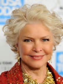 Best hairstyles for women over 60 in 2013