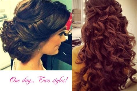 Wedding Hairstyles Up For Ceremony For Reception by Table Talk Wedding Day Hairstyles Table 6 Productions