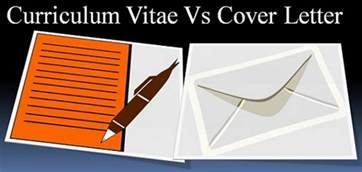 Difference Between Cv And Cover Letter by Difference Between Cv And Cover Letter With Comparison