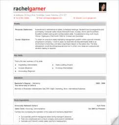 online resume builder software 3
