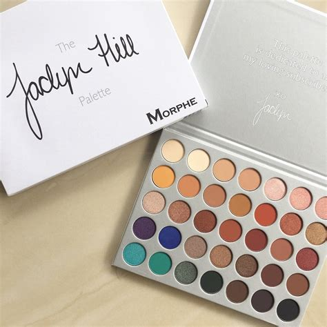 Morphe The Hill Palette morphe x hill eyeshadow palette style247 pk