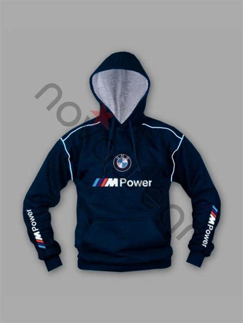 Bmw Hoodie by Bmw Sweatshirt Gray Blue Bmw M Power Jackets Bmw M Power