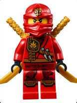 lego ninjago kai printable page to color coloring pages